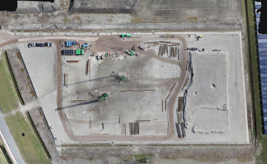 Terrein PMC is bouwrijp gemaakt