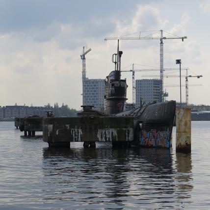 Purified Metal Company en Renewi gaan Russische onderzeeboot op duurzame manier recyclen