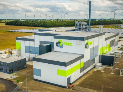 New Recycling Plant for Contaminated Steel Scrap